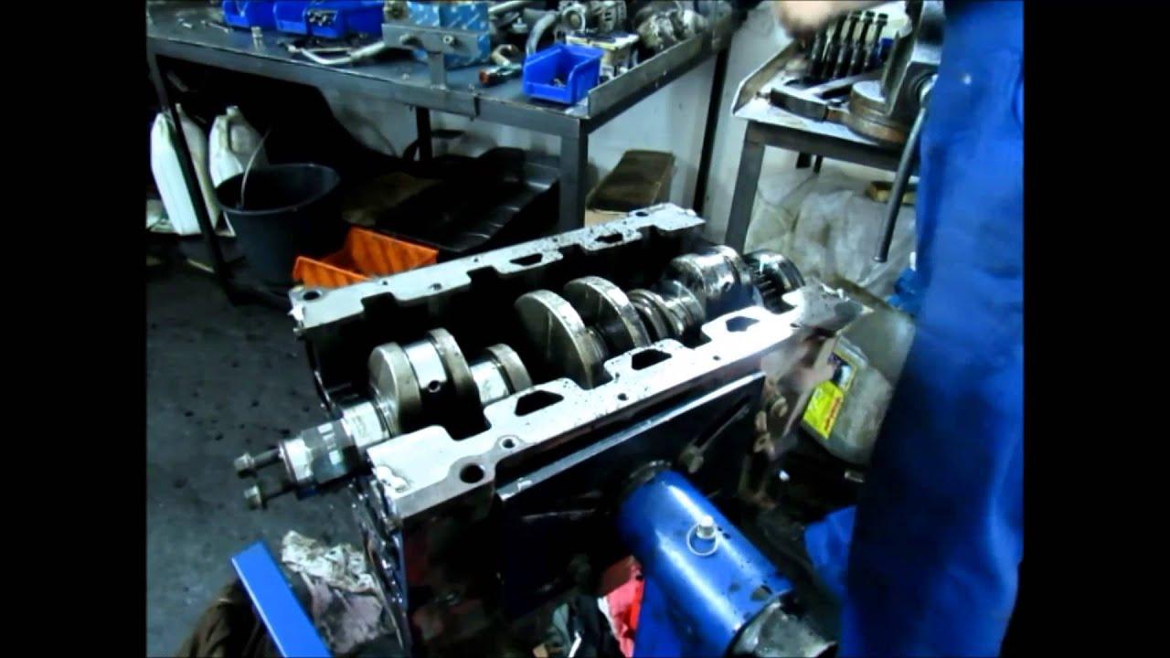 Ремонт двигателей камминз своими руками