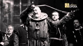 Opera Rigoletto na bystrickom Amfiteátri