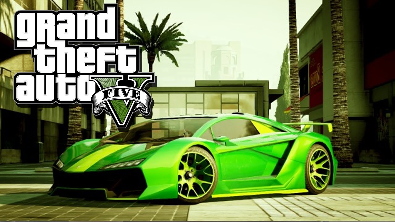 "GTA 5 Online: ""Zentorno"" Customization Guide - GTA 5 ..."
