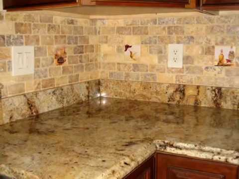 Kitchen Counter Tops on Kitchen Countertops   Youtube