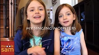 Sophia & Bella In My Singing Monsters Sing And Ultimate