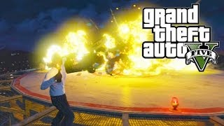 GTA 5 Hidden Weapons Molotov Cocktail Location (GTA V
