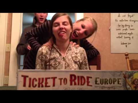 Ethan Holub YouTube. Ticket to ride with The Coffees
