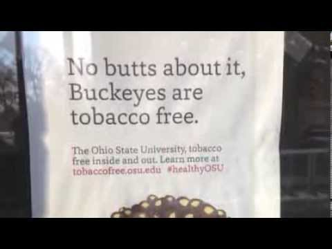 Ohio State's Tobacco Free Policy