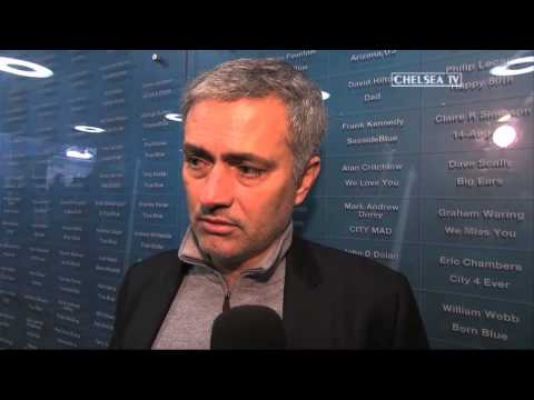 Reaction: Mourinho On Man City