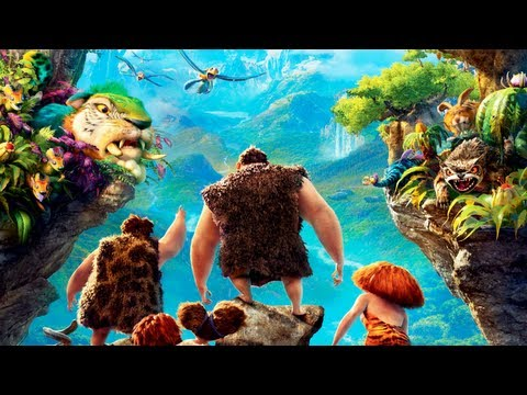 The Croods Trailer 2012 Dreamworks 2013 Movie - Official Teaser [HD]