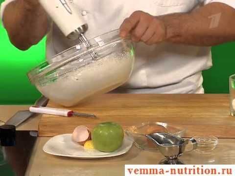 Как приготовить домашний зефир