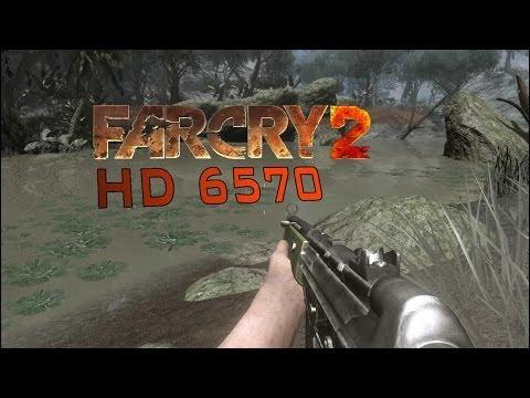 Far Cry 2 - Gameplay Hd 6570
