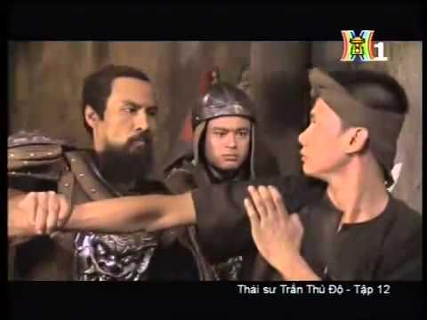 Phim truyện Thái sư Trần Thủ Độ Phim VN   tập 12