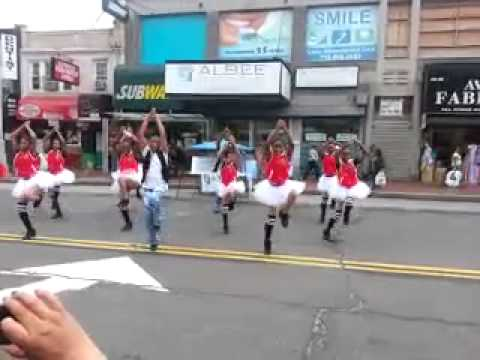 Jamaica Ave street fair 2013
