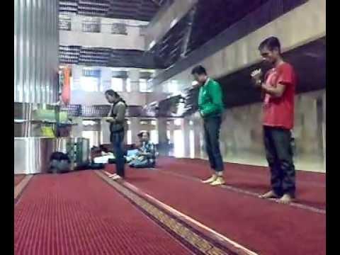 Kebesaran Allah Swt dengan kemegahan Masjid Istiqlal Jakarta