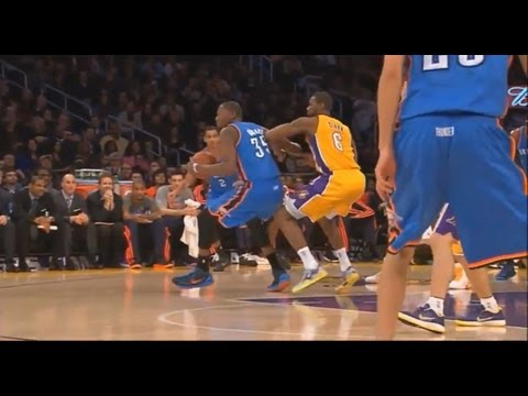 Kevin Durant Offense Highlights 2012/2013 Part 3