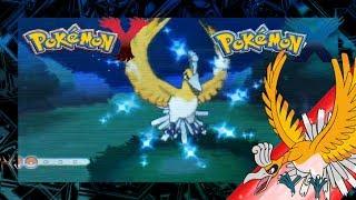[FOYT] Pokemon X And Y Shiny Ho-Oh