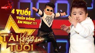 TIN TIN - Thần đồng âm nhạc Việt Nam 2016 khi chỉ mới 4 tuổi