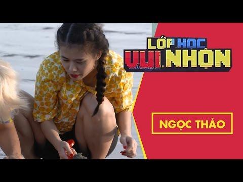 Lớp Học Vui Nhộn 136 | Ngọc Thảo | Lâu Đài Tình Ái | Game Show Hài Hước Việt Nam