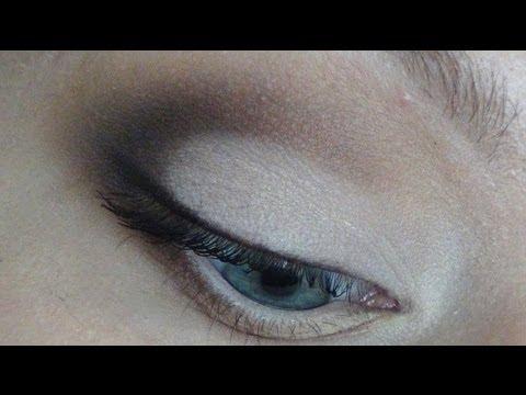 Видео урок макияжа в технике «