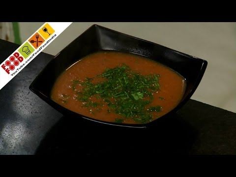 Mushroom Tomato Soup | Food Food India - Fat To Fit