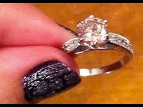 Diamond Candles 5000 Dollar Ring