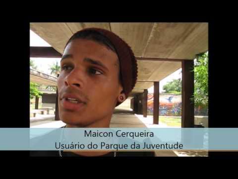 Maicon Cerqueira: o que poderia melhorar no Parque da Juventude?