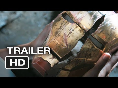 Iron Man 3 Official Trailer (2013) Marvel Movie HD, Subscribe to TRAILERS: http://bit.ly/sxaw6h Subscribe to COMING SOON: http://bit.ly/H2vZUn Iron Man 3 Official Trailer (2013) Marvel Movie HD The plot is unk...