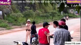 cảnh sát giao thông bị đánh như phim hành động Hồng