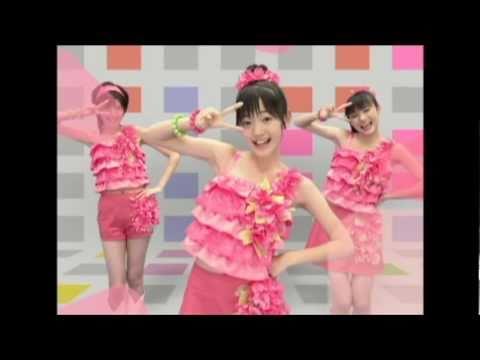 ℃-ute「桜チラリ」
