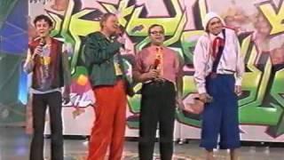 КВН Лучшее: КВН Высшая лига (2002) Финал - УЕздный город - Приветствие