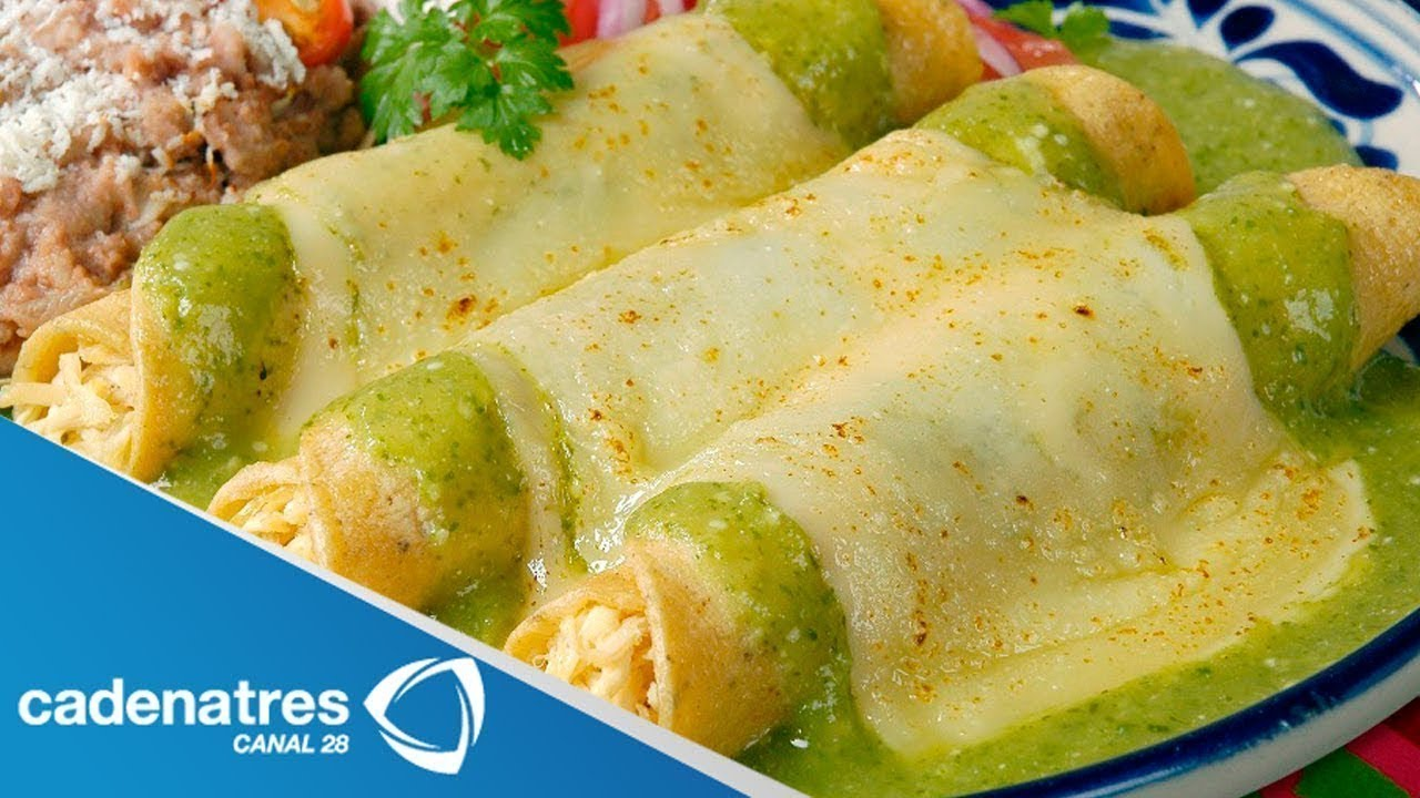 Enchiladas Suizas Recipes — Dishmaps