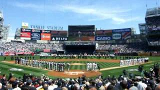 New Yankee Stadium Opening Day Lineup