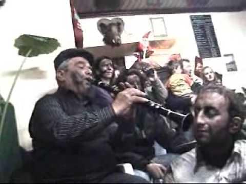Heavy epirus music in Eptahori, they get into trance state, βαριά ηπειρώτικα