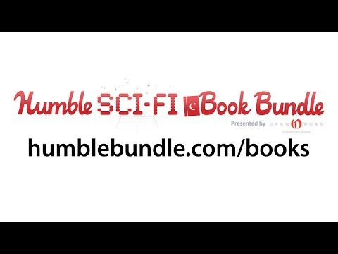The Humble Sci-Fi eBook Bundle, presented by Open Road Media