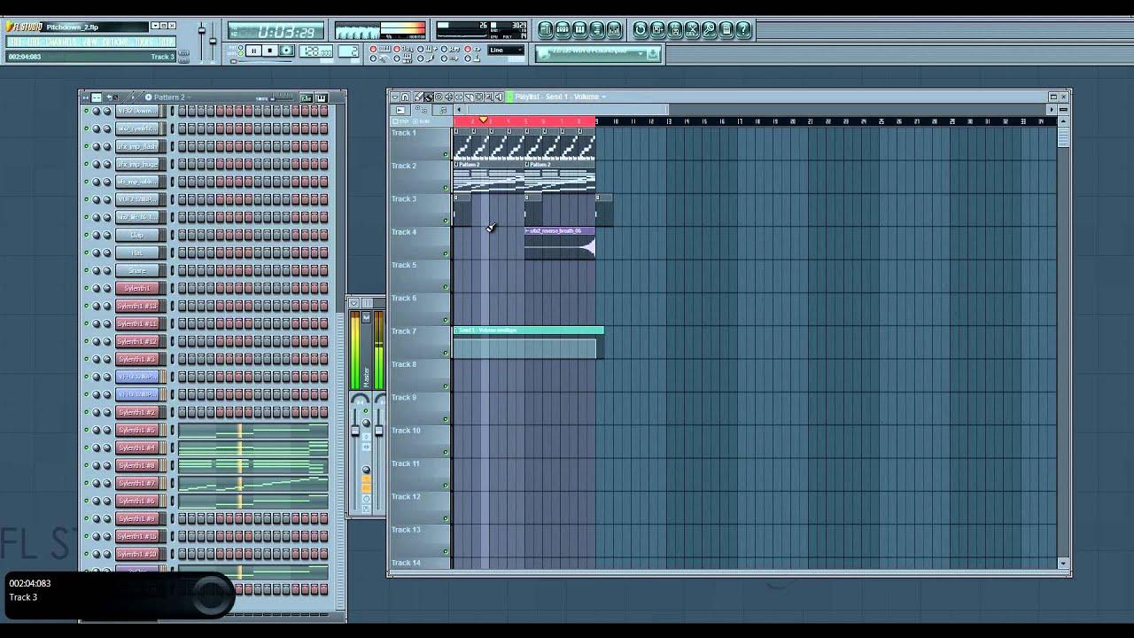 Virtual DJ Программа для сведения треков 3