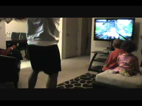 Kinect goes wrong!