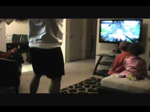 Kinect goes wrong!