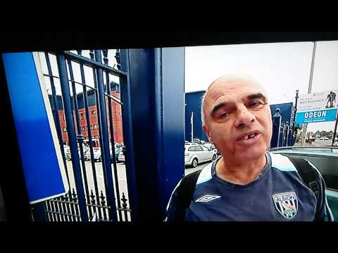 West Brom Fans react to Irvine appointment