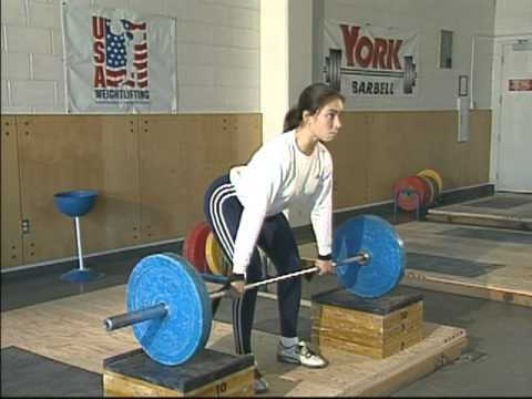 Sports Performance Coaching (Olympic Lifting) - USA Weightlifting