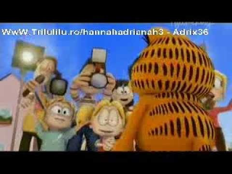 The Garfield Show E15 S01 Partea 2 Faima Fatala