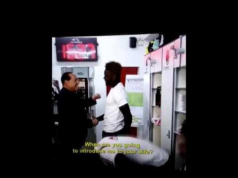 VIDEO: AC Milan owner Silvio Berlusconi begged to meet Sulley Muntari's wife Menaye Donkor