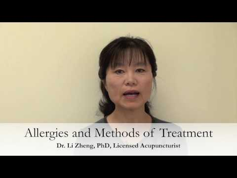 Allergy and Treatment