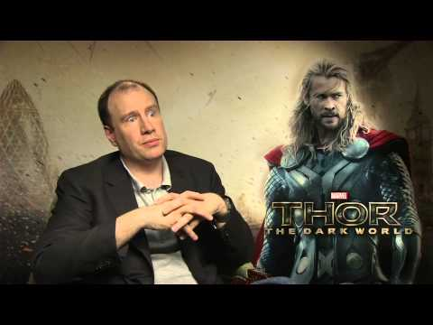 Thor 2: The Dark World: Marvel's Kevin Feige Official Movie Interview