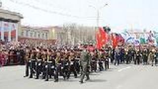 Город готовится к празднованию Дня Победы