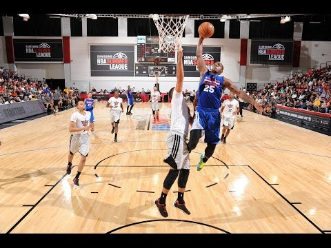 Summer League: Philadelphia 76ers vs Phoenix Suns