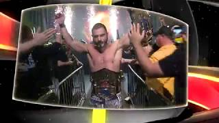 """Former WWE Referee Is """"All In,"""" Okada In GQ Japan (Photos), Austin Aries Vs. Silas Young Preview"""