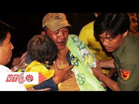 Giải cứu bé gái rơi xuống giếng ở Bình Dương   VTC