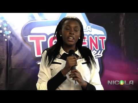 "Alicia Jordan ""FINALIST"" [London Audition 2013] (Talent Factory)"