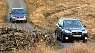 on new subaru forester uk review 2013 youtube 2013 subaru forester