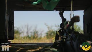 """Авдіївський ліс: """"Ми знаємо, хто стоїть проти нас, і за що стоїмо"""