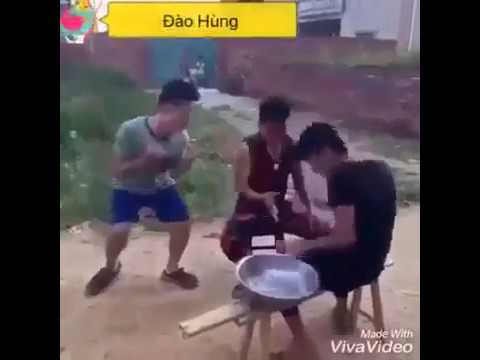 Funny video from China