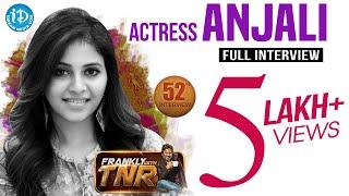 Actress Anjali Exclusive Interview