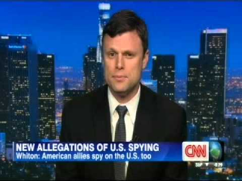 Christian Whiton on CNN discusses alleged NSA spying